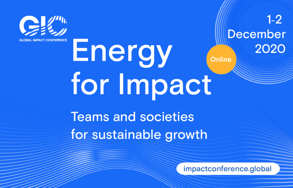 energy for impact