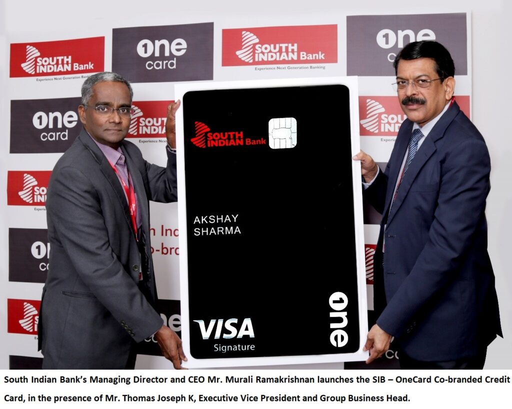 One Card Launch