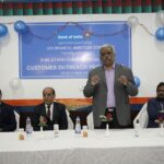 """Bank of India opens first ever branch in 'Leh"""" (UT of Ladakh)"""